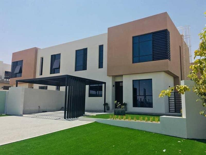 Middle Unit - 3 Bedroom - Nasma Residences