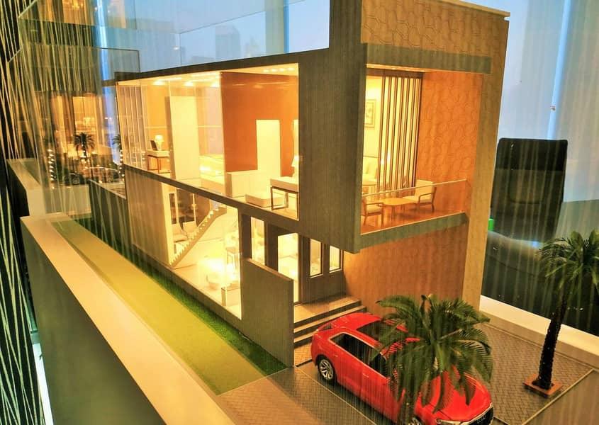 2 Bedroom Townhouse @ Rukan project