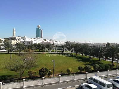 1 Bedroom Flat for Rent in Al Musalla, Sharjah - 1 Month Free | Park | For Families | 4 Chqs
