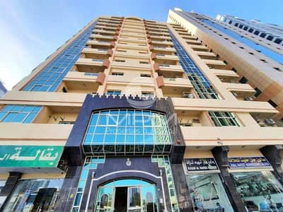2 Bedroom Apartment for Rent in Al Taawun, Sharjah - 45 Days Free | No Commission | Balcony | 6 Chqs