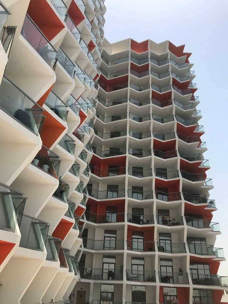 Brand new  and high deluxe 1 bed room flat  in dubai silicon oasis