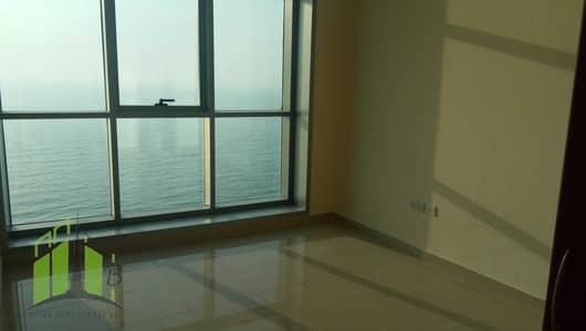شقة 2 غرفة نوم للبيع في كورنيش عجمان، عجمان - Sea view