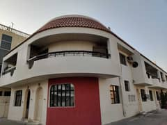 Big Size 2BHK Villa with Balcony for Family or Executive Sharing
