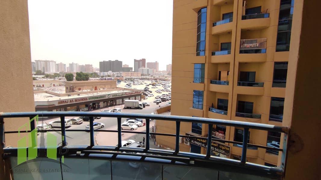 شقة في أبراج الخور عجمان وسط المدينة 3 غرف 33000 درهم - 5151187