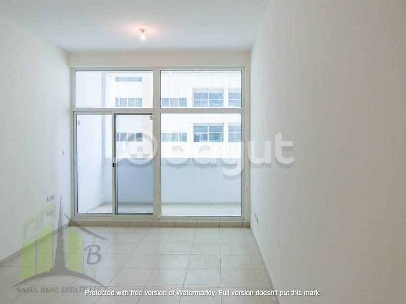 1 BHK IN AJMAN ONE  WITH PARKING FOR RENT!!