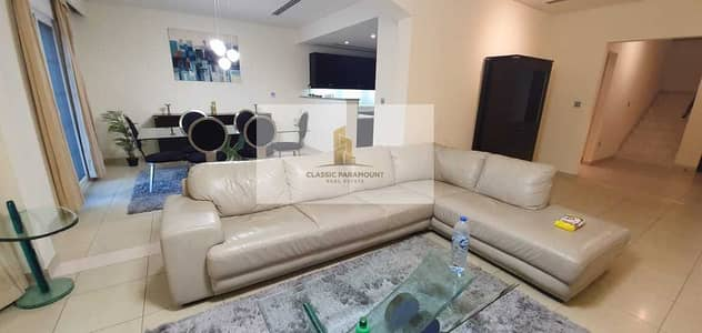 2 Bedroom Villa for Rent in Jumeirah Village Circle (JVC), Dubai - FURNISHED | PAY IN 12 CHEQUES | 1  MONTH FREE