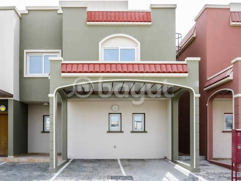 Elegant 4BHK Town House  Villa