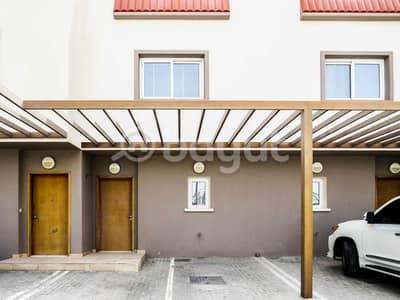 2 Bedroom Villa for Rent in Khalifa City A, Abu Dhabi - Wonderful 2BHK Villa Town House