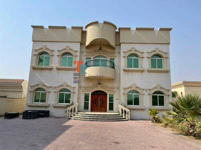 فیلا 6 غرف نوم للايجار في المزهر، دبي - Spacious 6 Master BR villa for rent in Mizhar