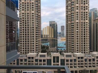 2 Bedroom Apartment for Rent in Downtown Dubai, Dubai - Fountain Views  Best Layout   Chiller Free