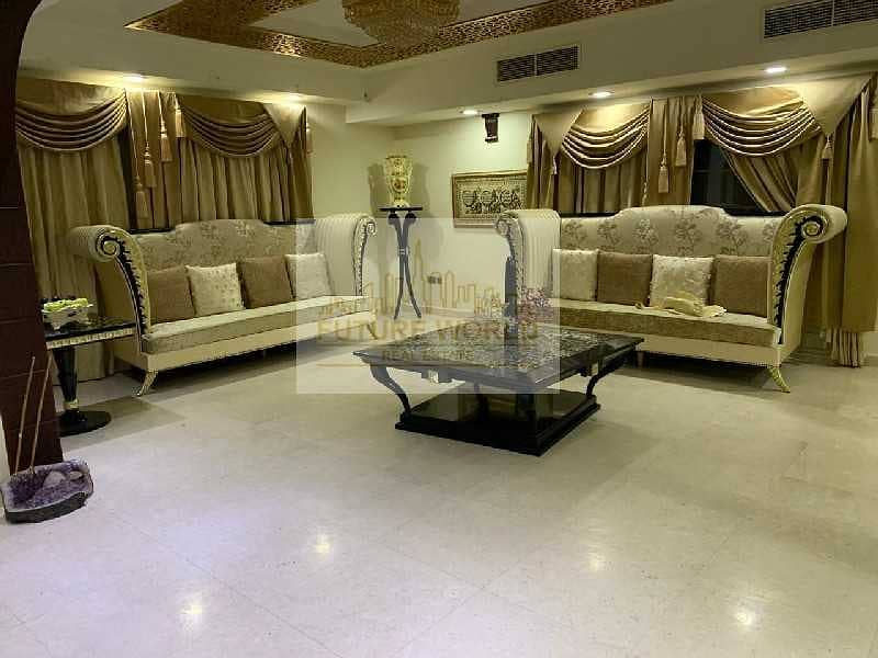 Luxurious & Beautifully Upgraded Villa   For Sale   Al Twar