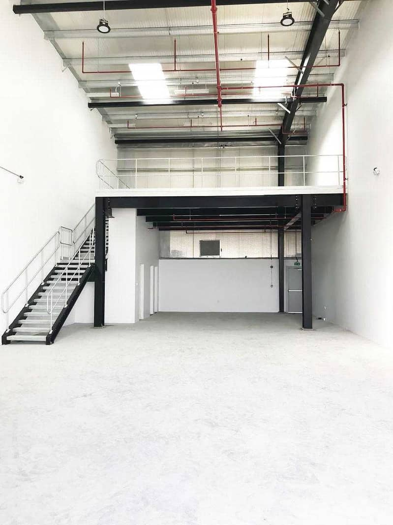 Brand New warehouse available in Jebel Ali