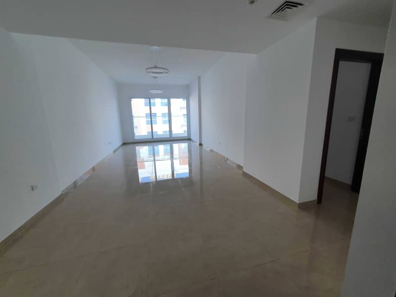 2 Luxury living 1BHK with equipped kitchen @40K| DIP