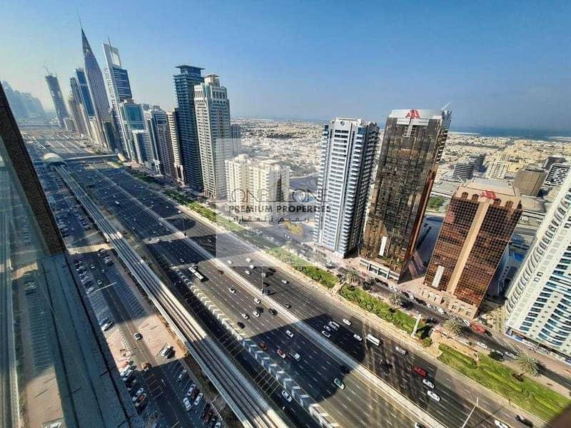 2 2 BHK with Stunning Skyline view of Dubai