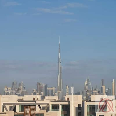 4 Bedroom Townhouse for Rent in Meydan City, Dubai - Grand Views single row/opp to park 4BR for 160k