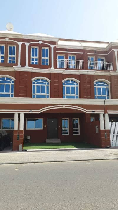4 Bedroom Townhouse for Sale in Ajman Uptown, Ajman - Ajman Uptown -4  Bed Room Duplex Town House  410,000 only
