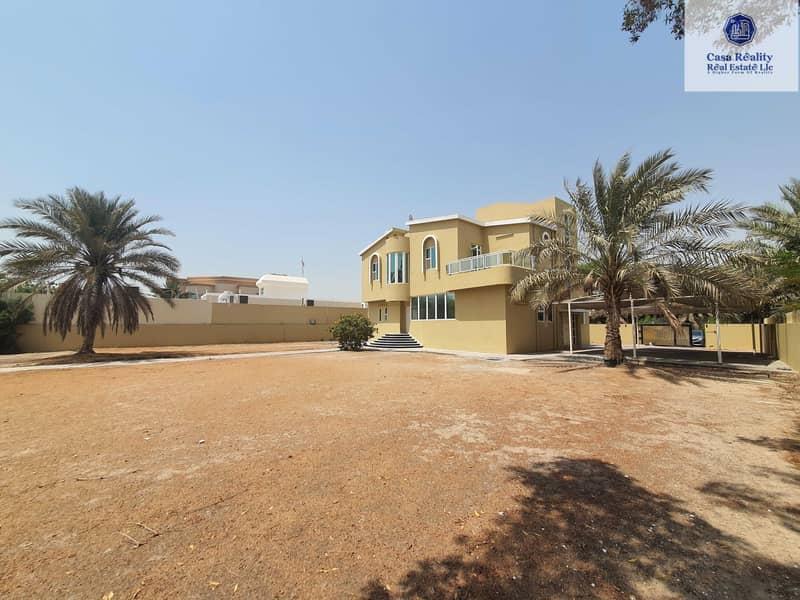 Stand Alone 4 Master BR villa for rent in Al Twar
