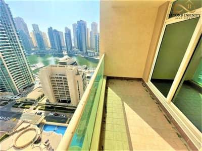 شقة 3 غرف نوم للايجار في دبي مارينا، دبي - Biggest Layout |5 Balcony| 3 Br | Maid | 2700 sqft
