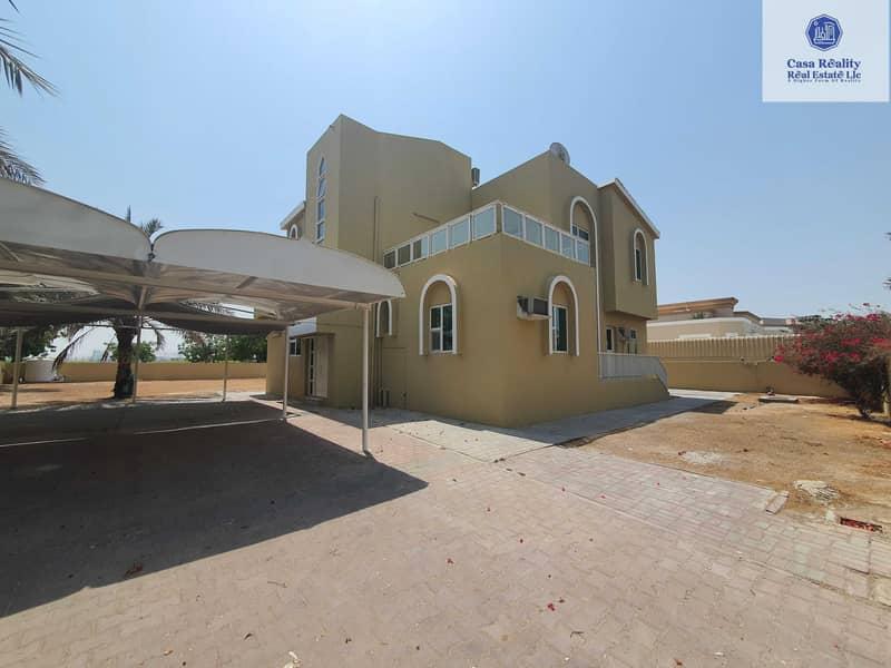 2 Stand Alone 4 Master BR villa for rent in Al Twar