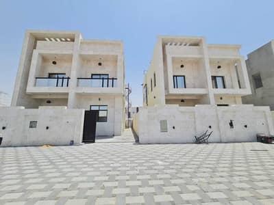 فیلا 4 غرف نوم للبيع في الروضة، عجمان - فيلا جديده اول ساكن 4غرف وصاله وغرفة خادمه بالياسمين