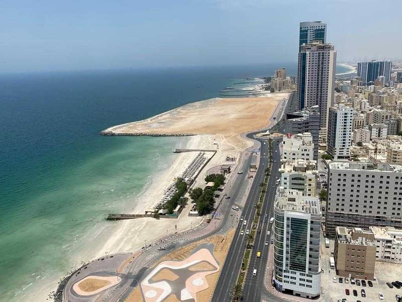 MINDBLOWING OFFER 3BHK FULL SEA VIEW AVAILABLE FOR SALE