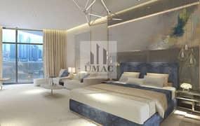 شقة في Binghatti Avenue بن غاطي افينيو 1 غرف 710000 درهم - 5216893
