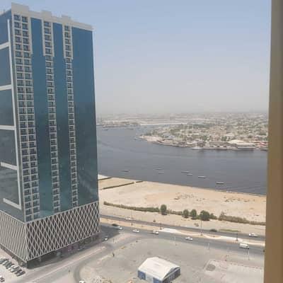 شقة 2 غرفة نوم للايجار في عجمان وسط المدينة، عجمان - شقة في أبراج الهورايزون عجمان وسط المدينة 2 غرف 30000 درهم - 5221044