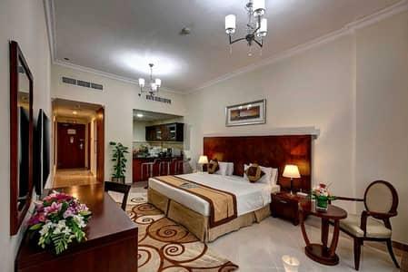 Hotel Apartment for Rent in Al Barsha, Dubai - Studio Room