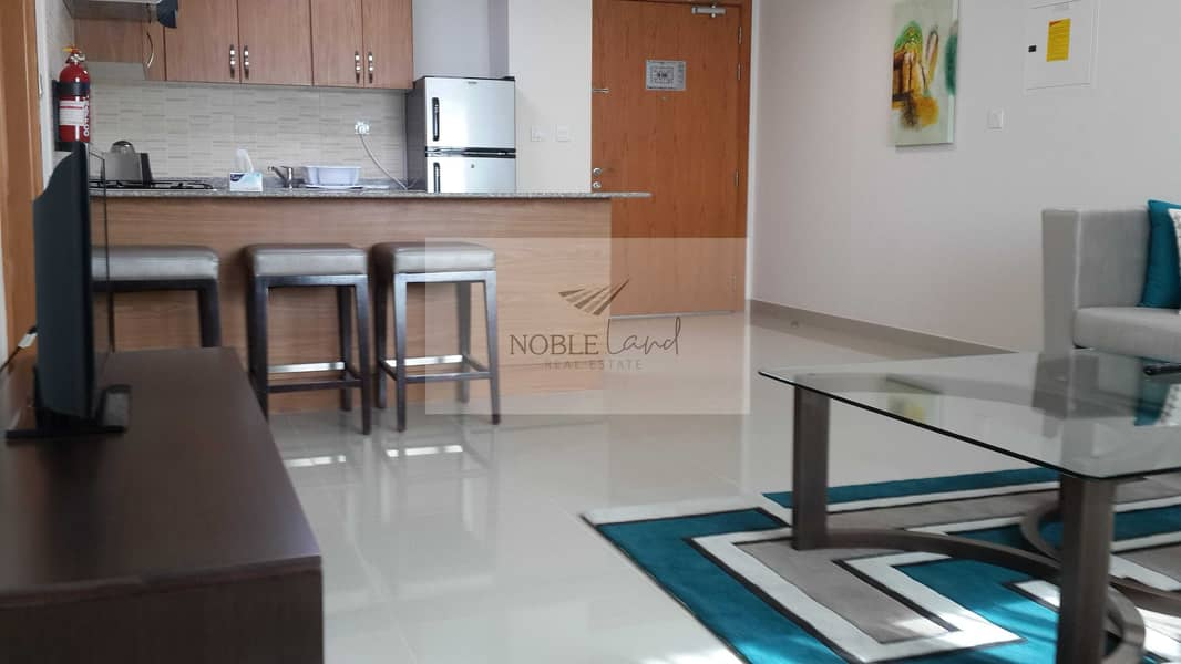 2 Spacious Modern Living | Balcony | Located in Downtown Jebel Ali