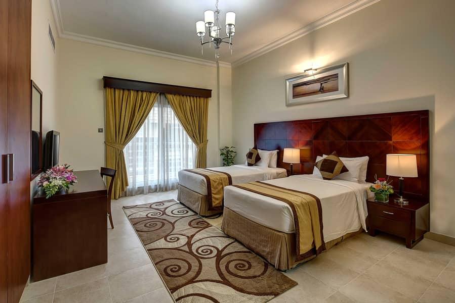 12 Twin Bedroom