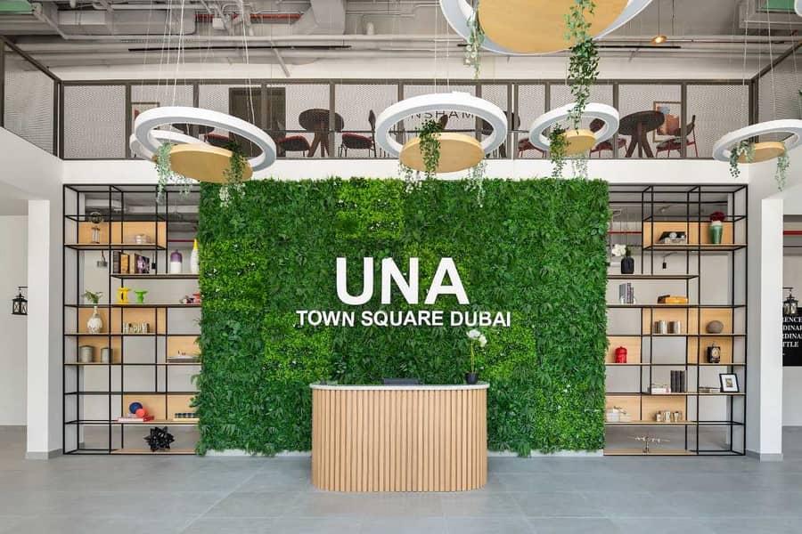 Brand New - Studio in UNA | Great Facilities