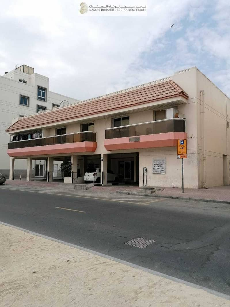 Special offer for 1 bedroom in Port Saeed. Family and sharing allowed