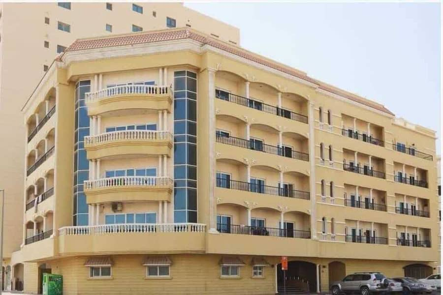 Spacious 2 Bedroom Hall Apartment for Rent Near Metro Station in Al Qusais 1