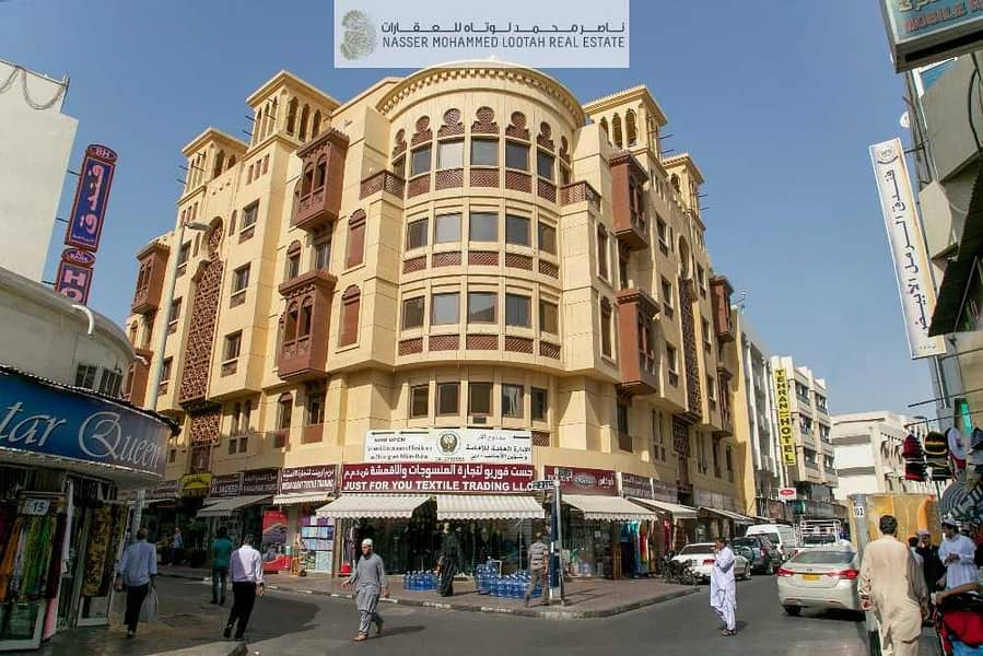 2 LOWEST PRICE! Main Road Shop  Available for Rent in Naif  Area