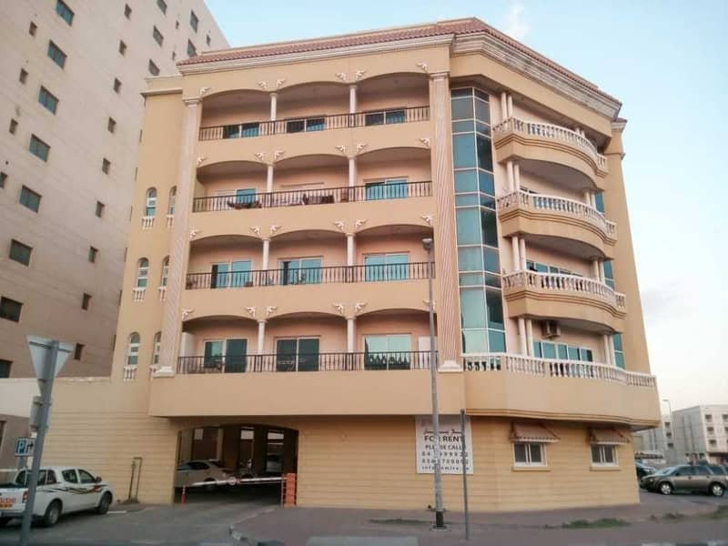 13 Spacious 2 Bedroom Hall Apartment for Rent Near Metro Station in Al Qusais 1