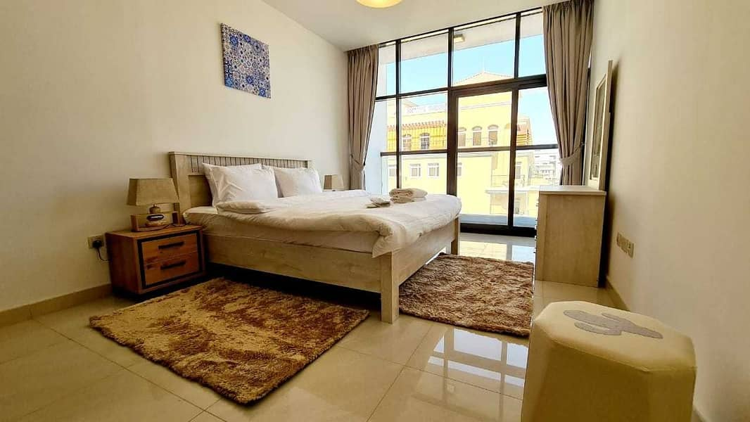 Luxurious Fully furnished apartment in JVC