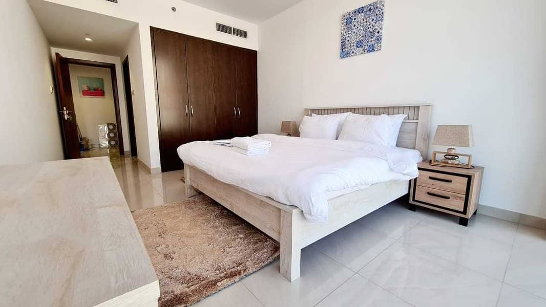 2 Luxurious Fully furnished apartment in JVC
