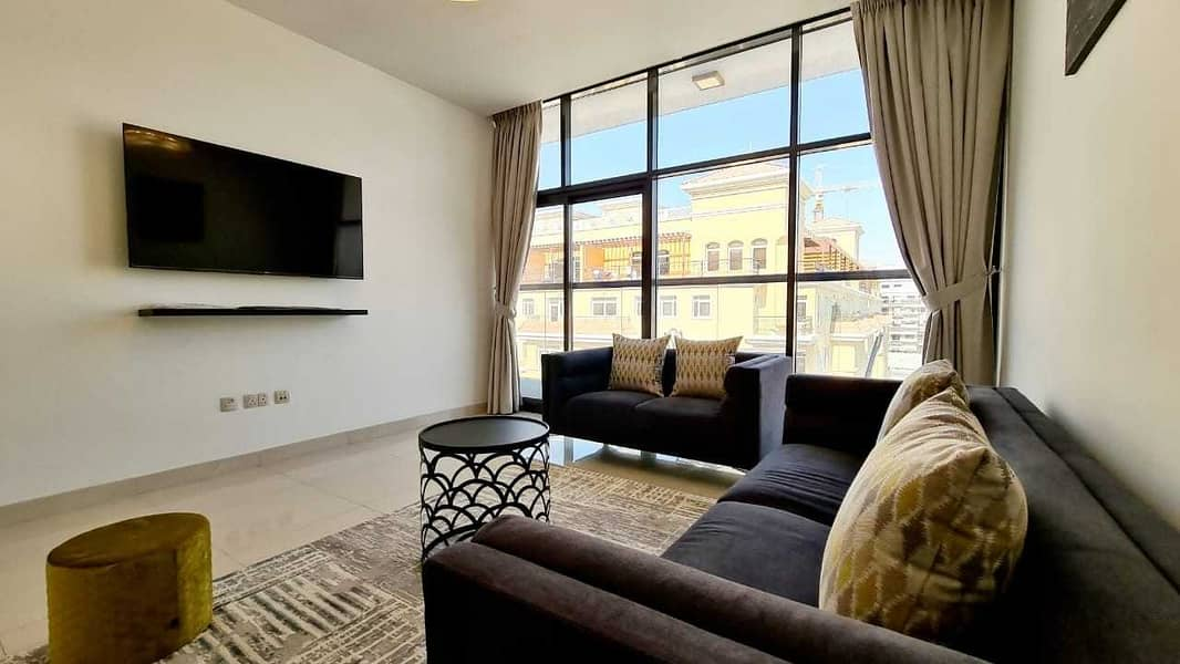 20 Luxurious Fully furnished apartment in JVC