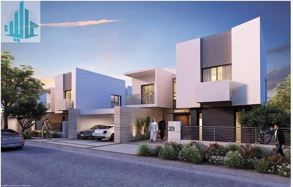 Townhouses at Al Zahia 3 Bedrooms