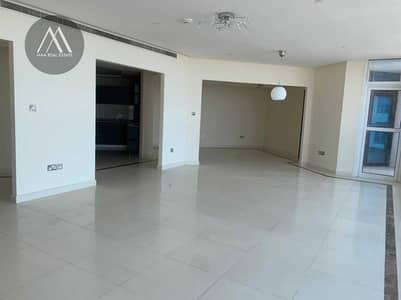 شقة 3 غرف نوم للايجار في دبي مارينا، دبي - Panoramic Sea View- Large Layout
