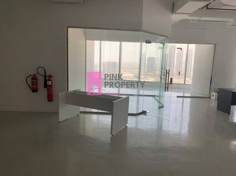 2 High Floor and Fitted Office in Addax Tower