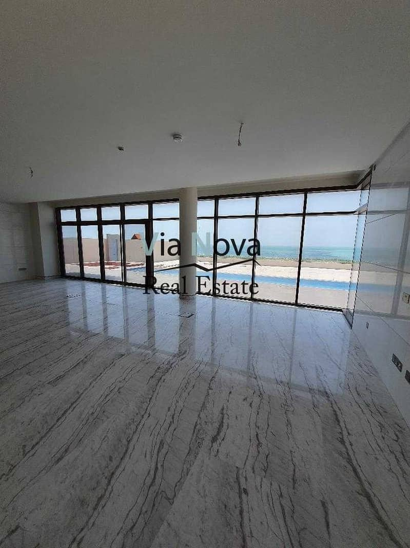 2 Villa with direct beach access