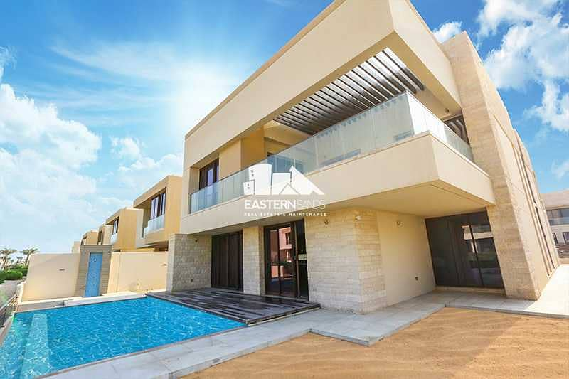 Villa with Private Pool and Garden|Perfect Living
