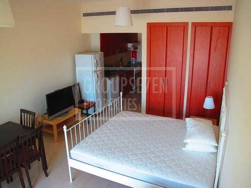 2 For Rent Studio Apartment in Al Alka 3 The Greens