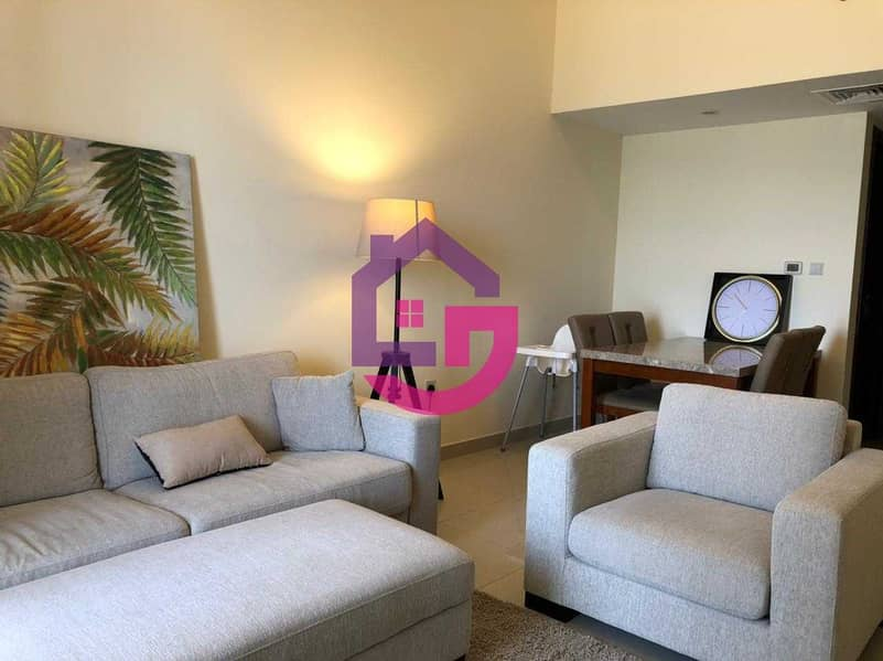 2 Furnished 2 Bedroom with Amazing Sea View