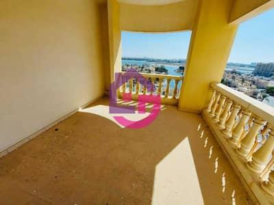 Studio for Sale in Al Hamra Village, Ras Al Khaimah - Big Studio  Higher Floor with Amazing Lagoon View