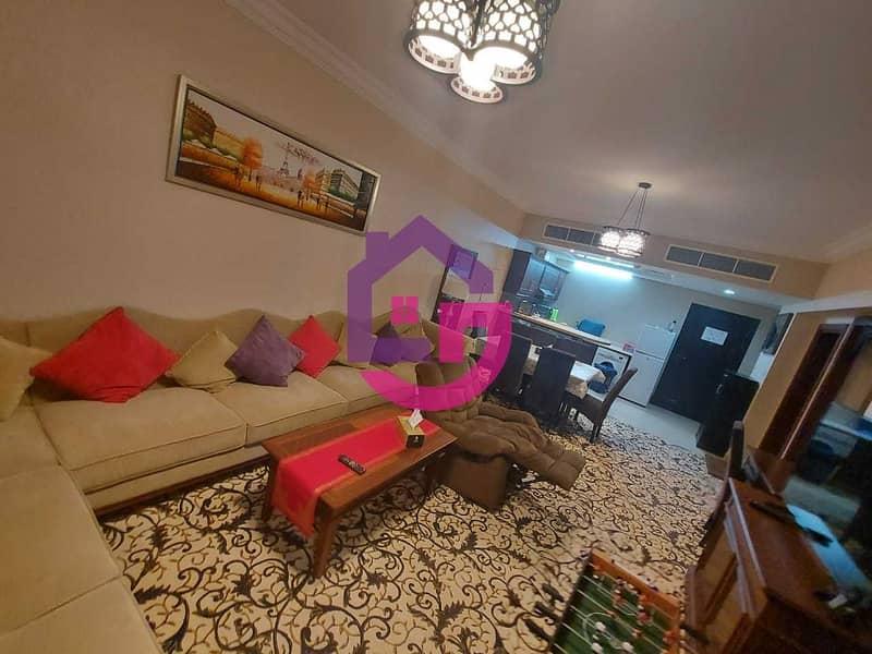 Fully Furnished 2 Bedroom in Marjan Resort