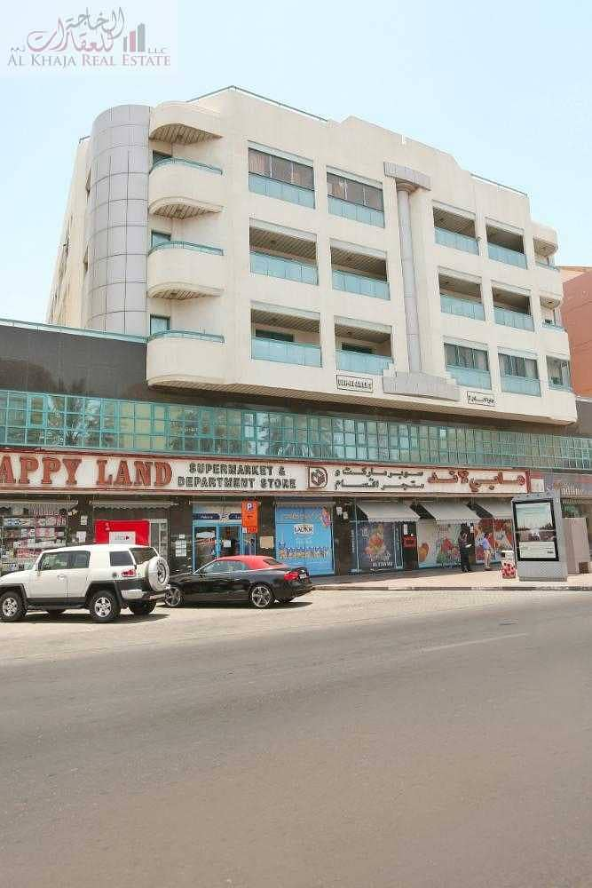 2 Independent Commercial Office On Main Road At Prime Location of Al Muteena