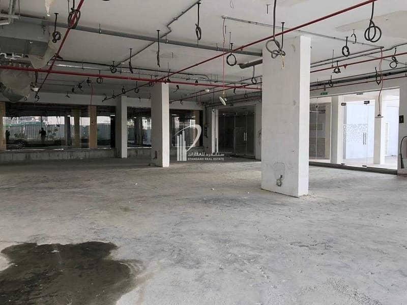 2 Shop for rent 80 dirhams per foot only