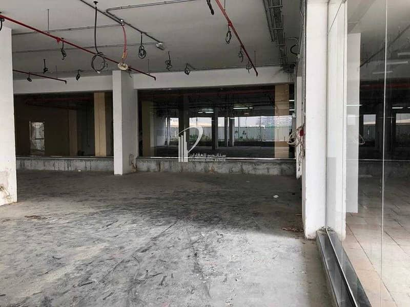 7 Shop for rent 80 dirhams per foot only